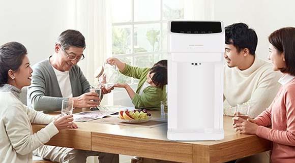 自从用了TA,再也无需桶装水了!科恩移动水吧体验真是测评来了!