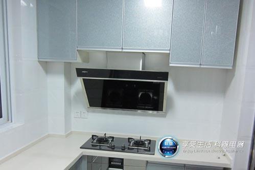 厨房电器装修效果图-科恩厨房电器