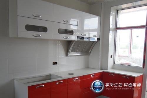 厨房电器装修效果图